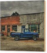 403 Buckeye St. Wood Print