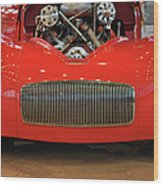 '41 Willy's Coupe Street Rod Wood Print