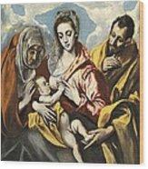 Greco, Dom�nikos Theotok�poulos, Called Wood Print
