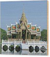 Thailand, Bangkok Wood Print