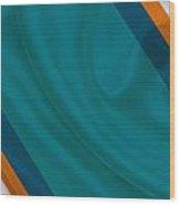 Miami Dolphins Wood Print