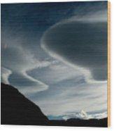Patagonia Argentina Wood Print