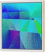 Imaginary Solutions Series Wood Print by Sir Josef - Social Critic -  Maha Art