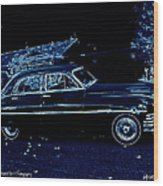 49 Packard Survived Wood Print