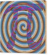 4Pi Wood Print
