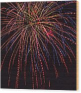 4th July #12 Wood Print