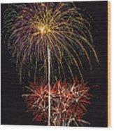 4th July #3 Wood Print