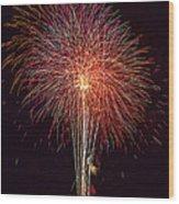 4th July #8 Wood Print