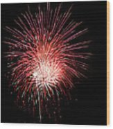4th Of July 8 Wood Print