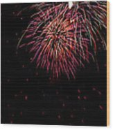4th Of July 9 Wood Print