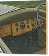 1937 47 Rolls Royce Wood Print