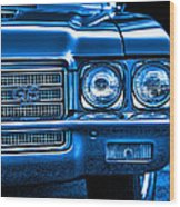 1971 Buick Gs Wood Print