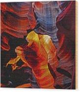 Antelope Canyon - Arizona Wood Print