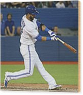 Baltimore Orioles V Toronto Blue Jays Wood Print