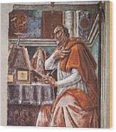 Botticelli, Alessandro Di Mariano Dei Wood Print