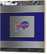 Buffalo Bills Wood Print