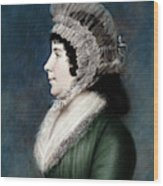 Dolley Madison (1768-1849) Wood Print
