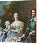 George Villiers (1592-1628) Wood Print