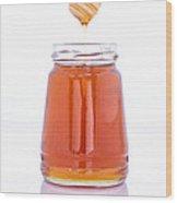 Honey Wood Print