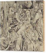 Israhel Van Meckenem German, C. 1445 - 1503 Wood Print