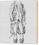 John Wilkes (1727-1797) Wood Print