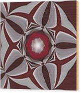 Kaleidoscopes Wood Print