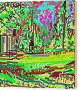Landscape-2 Wood Print