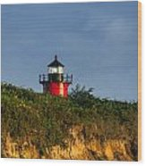 Nauset Lighthouse Wood Print