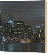 NYC Wood Print