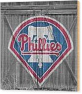 Philadelphia Phillies Wood Print