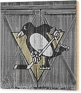 Pittsburgh Penguins Wood Print