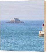 Saint-malo - Brittany Wood Print