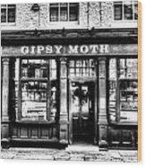 The Gipsy Moth Pub Greenwich Wood Print