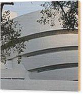 The Guggenheim Wood Print