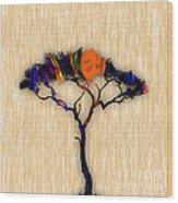 Tree Wall Art Wood Print