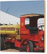 Tulare Farm Show 2013 Wood Print