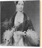 Victoria Of England (1819-1901) Wood Print