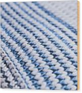 Wool Pattern Wood Print