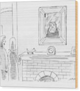 That's Not A Portrait - It's Actually Leonard Wood Print