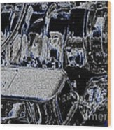502 Wood Print