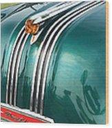 52 Pontiac Wood Print