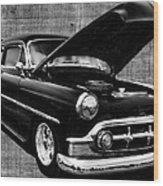 '53 Chevy Wood Print