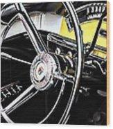 '57 Ford Fairlane 500 Wood Print