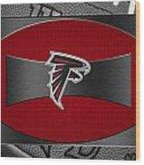 Atlanta Falcons Wood Print