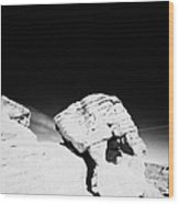 Beehives Sandstone Formations In Valley Of Fire State Park Nevada Usa Wood Print