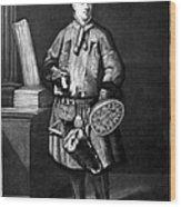 Carolus Linnaeus (1707-1778) Wood Print