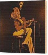 Chet Adkins 1975 Wood Print