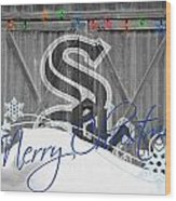 Chicago White Sox Wood Print