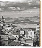 Krusevo Macedonia Wood Print