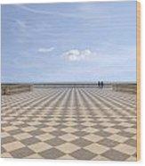 Livorno Wood Print
